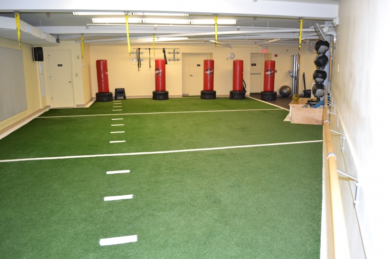 Studio 6: Athletic Performance Center (APC)