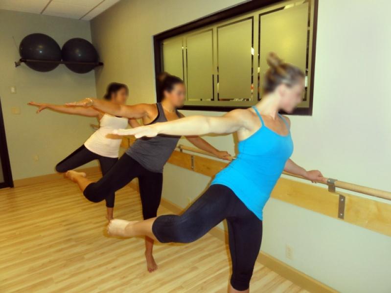 Studio 2: Barre/Yoga