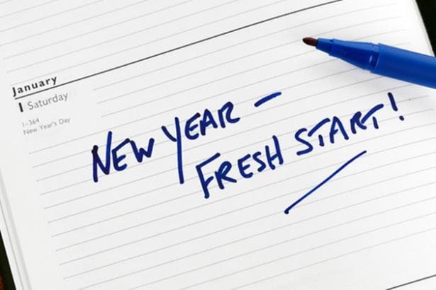 Blog | New Year, Fresh Start