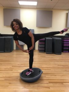 Linda Evbu Abel | Personal Trainer