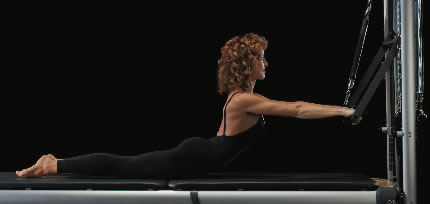 Complete Pilates Reformer Studio at Fitness Unlimited in Milton, MA