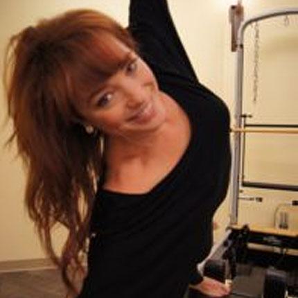 Pia O'Grady Pilates Instructor