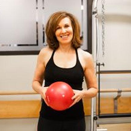 Sandra Casagrand Pilates Trainer