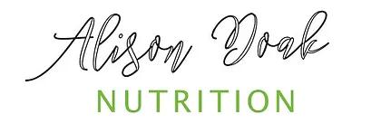 Alison Doak Nutrition